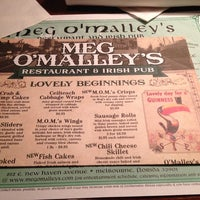 Photo taken at Meg O'Malley's Restaurant by Pam W. on 10/22/2013