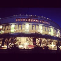 Photo taken at Louise M. Davies Symphony Hall by Karlo Andrei A. on 10/21/2012