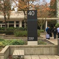 Photo taken at Microsoft Building 40 by Mirko C. on 11/11/2016