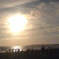 Photo taken at Chiringuito La Ola Bar by Nieves B. on 7/19/2014