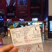 Photo taken at Golden Screen Cinemas (GSC) by nur n. on 2/19/2016