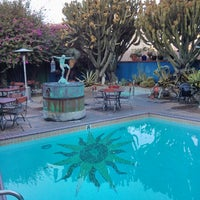Photo taken at Hotel Figueroa by Jeffrey L. on 12/15/2012