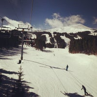 Photo taken at Peak 8 Breckenridge by Stacy S. on 3/2/2013