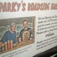 Photo taken at Sparky's Roadside BBQ by Brent J. on 7/31/2013