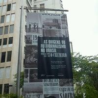 Photo taken at Instituto Moreira Salles by Makoto Y. on 1/2/2013
