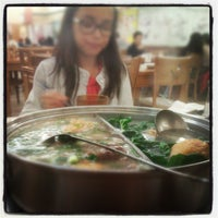 Photo taken at Oceanview Buffet Hot Pot by Bruce R. on 11/21/2012