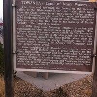Photo taken at KTA Towanda Service Area by Lacey J. on 3/22/2013