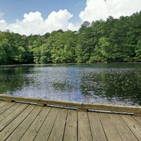 Photo taken at Chattahoochee River NRA - Sope Creek by Chuck H. on 8/21/2016