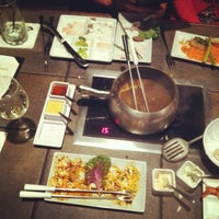 Photo taken at The Melting Pot by William R. on 9/18/2012
