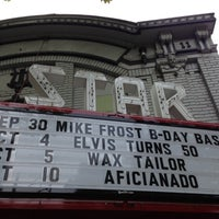 Photo taken at Star Theater by Eric L. on 9/24/2012