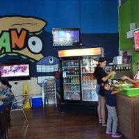 Photo taken at Sandwich Qbano Miami by Jimmy M. on 3/7/2014