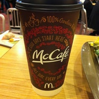 Photo taken at McDonald's by Justine L. on 1/8/2014