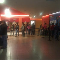 Photo taken at Cineplanet by Augusto D. on 10/27/2012