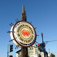 Photo taken at Fisherman's Wharf by Yulichka D. on 7/6/2013