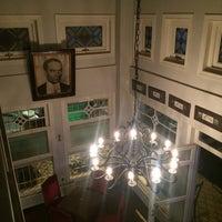 Photo taken at Villa Denise Istanbul by Murat E. on 8/22/2014