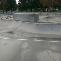 Photo taken at Sunnyvale Skate Park by beno h. on 12/13/2014