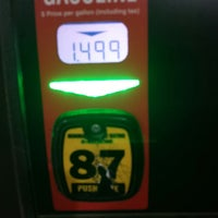 Photo taken at Kroger Fuel by Shannon G. on 12/19/2014