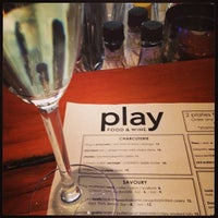 Photo taken at Play Food & Wine by Steph_Montreuil on 4/24/2013