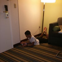 Photo taken at SpringHill Suites San Antonio Medical Center/Northwest by Florante P. on 8/4/2014