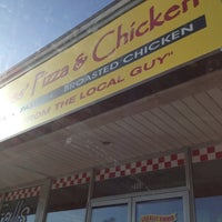 Photo taken at Boss' Pizza & Chicken by Jules M. on 11/28/2012