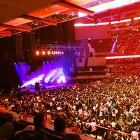 Photo taken at Arena Ciudad de México by David G. on 2/26/2013