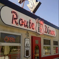 Photo taken at Route 62 Old Time Diner by Amy H. on 9/25/2012