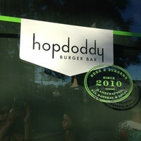 Photo taken at Hopdoddy Burger Bar by Jennifer A. on 3/3/2013