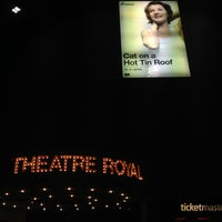 Photo taken at Theatre Royal by Mel R. on 4/18/2013