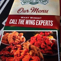Photo taken at Wingstop by K C. on 7/26/2014