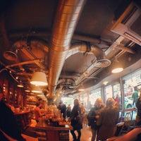 Photo taken at Small Batch Coffee Company by Dasha B. on 3/3/2013