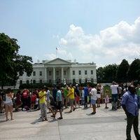 Photo taken at The Lobby White House by Srinivas K. on 7/12/2014