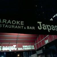 Photo taken at Japas 38 by Jonathan M. on 10/14/2012