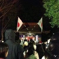 Photo taken at 長尾神社 by Osamu S. on 12/31/2012