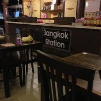 Photo taken at Bangkok Station by Syed Adnan S. on 5/27/2013