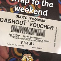 Photo taken at OLG Slots at Woodbine by Shubham D. on 12/5/2016