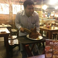 Photo taken at Chicken Village by Banu N. on 10/24/2014