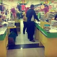 Photo taken at Giant Hypermarket by Banu N. on 1/12/2013