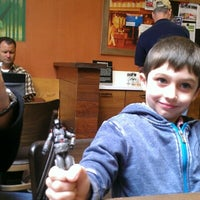 Photo taken at Starbucks by Steve on 11/12/2012