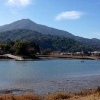 Photo taken at Corte Madera Creek by Howard C. on 1/26/2014