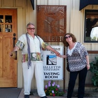 Photo taken at Balletto Vineyards & Winery by Marek M. on 10/1/2014