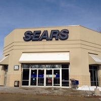 Photo taken at Sears by Lina on 2/2/2014
