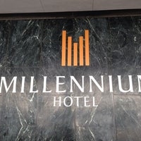 Photo taken at Millennium Hotel by Lina on 8/31/2013