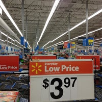 Photo taken at Walmart by Marc S. on 4/25/2013