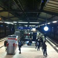 Photo taken at S Westkreuz by Marc S. on 10/23/2012