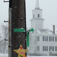 Photo taken at Newtown Meeting House by John B. on 3/2/2013
