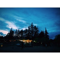 Photo taken at Golden Bear Cafe by Aziz M. on 4/4/2014