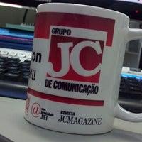Photo taken at Jornal Cidade de Rio Claro by Neto F. on 6/13/2013