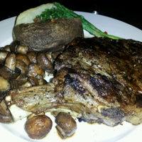 Photo taken at The Keg Steakhouse & Bar by Jeffrey L. on 12/24/2012