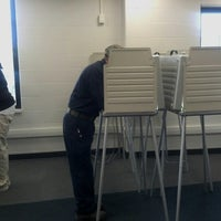 Photo taken at Clark County Board Of Elections by Kathleen B. on 10/23/2012