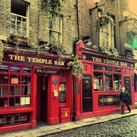 Photo taken at The Temple Bar by Luis G. on 1/30/2013